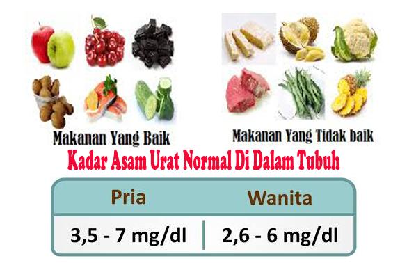 Begini Tips Diet Asam Urat