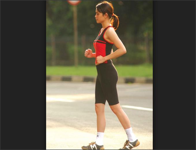 Olahraga dan Berjalan